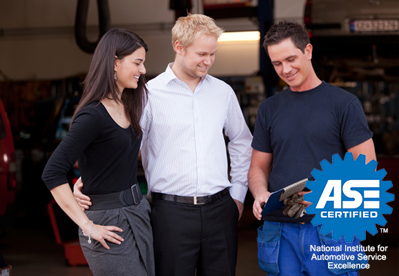 Dynamic Auto Works provides complete professional automotive services for foreign and domestic vehicles