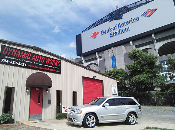 About Dynamic Auto Works Car Repair Service in Charlotte